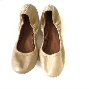 """Lucky Brand """"Erin"""" Ballet Flats Size 9b"""